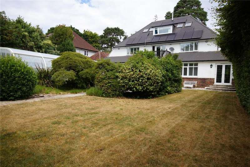 5 Bedrooms Detached House for sale in East Avenue, Talbot Woods, Bournemouth, Dorset, BH3