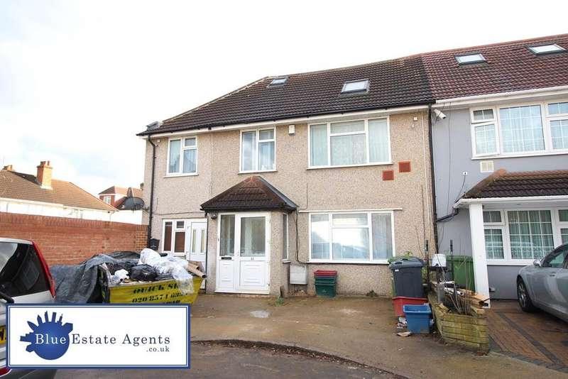 10 Bedrooms Semi Detached House for sale in Queens Gardens, Hounslow, TW5