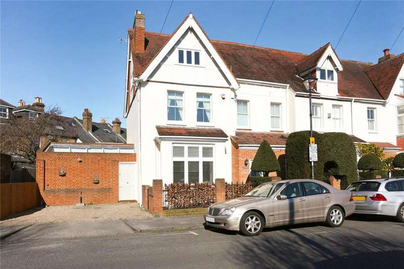 4 Bedrooms Semi Detached House for sale in Grove Road, Windsor, Berkshire, SL4
