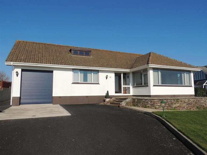 2 Bedrooms Detached Bungalow for sale in Duporth Bay, Duporth, St. Austell