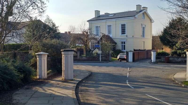6 Bedrooms Detached House for sale in Rock Lane East, Birkenhead, Merseyside, CH42