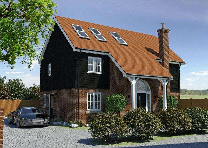 5 Bedrooms Detached House for sale in Weston Road, Lewknor