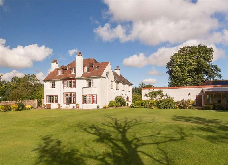 7 Bedrooms Detached House for sale in Dechmont House, Woodlands Park, Deans, Livingston, West Lothian