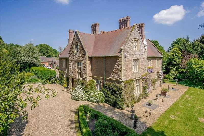 9 Bedrooms Detached House for sale in Burwarton, Bridgnorth, Shropshire