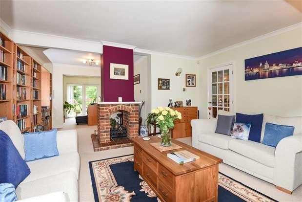 5 Bedrooms Detached House for sale in Darlow Drive, Biddenham