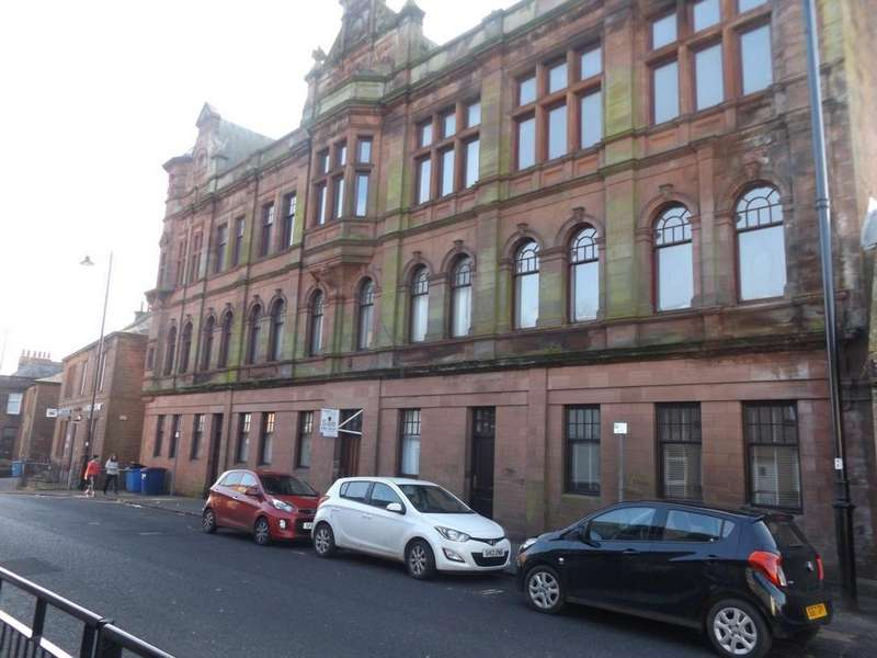 1 Bedroom Flat for sale in Brewlands Street, Galston, KA4