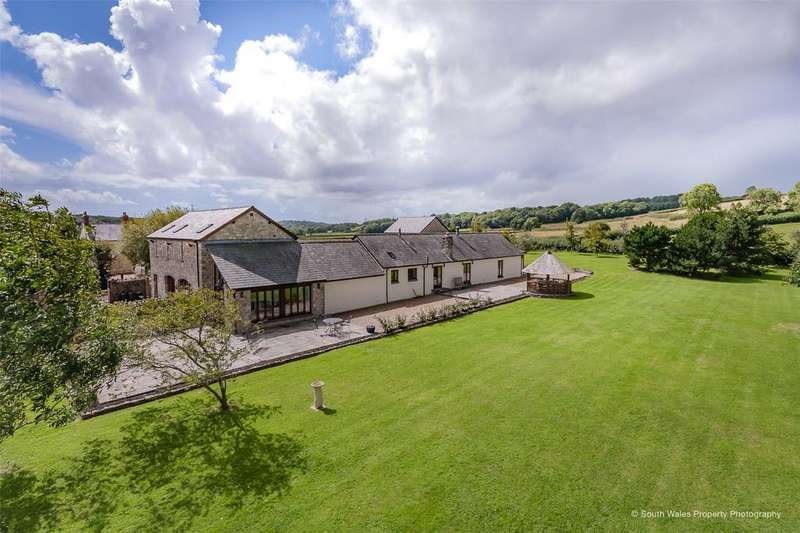 5 Bedrooms Unique Property for sale in Dyffryn, Vale Of Glamorgan, CF5