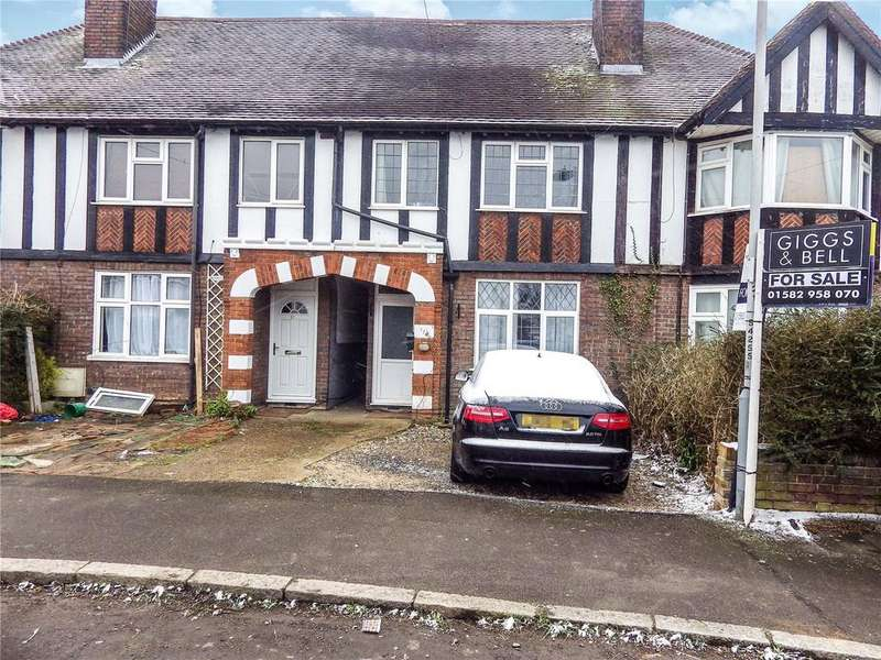 4 Bedrooms Terraced House for sale in Limbury Road, Leagrave, Luton, LU3