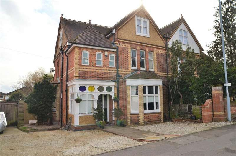 6 Bedrooms Semi Detached House for sale in Bath Road, Reading, Berkshire, RG30