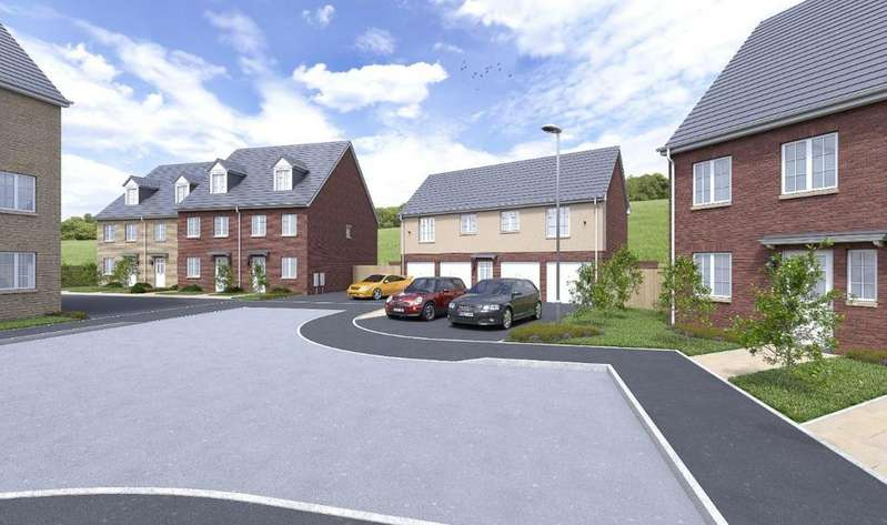 2 Bedrooms Coach House Flat for sale in Milfraen View, Brynmawr
