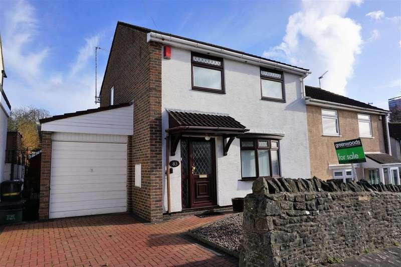 3 Bedrooms Semi Detached House for sale in School Road, Brislington, Bristol