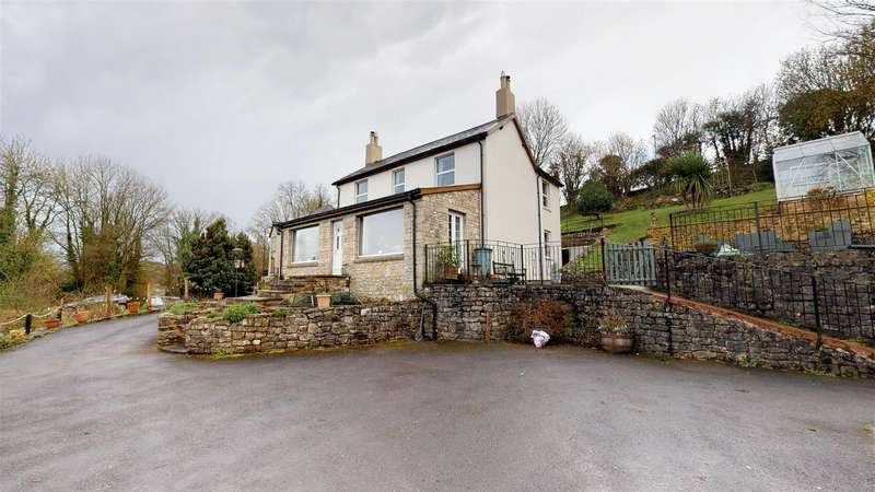 4 Bedrooms Detached House for sale in Ham Hill, Radstock