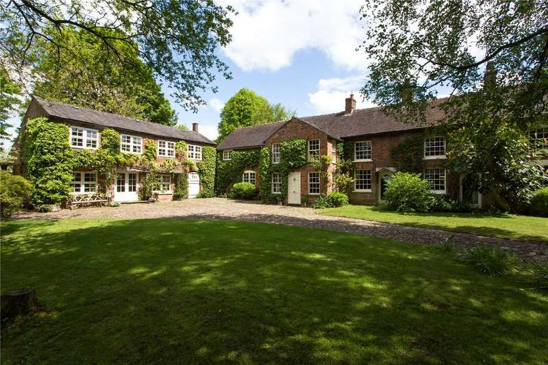 6 Bedrooms Unique Property for sale in Brereton Park, Brereton, Sandbach, Cheshire, CW11