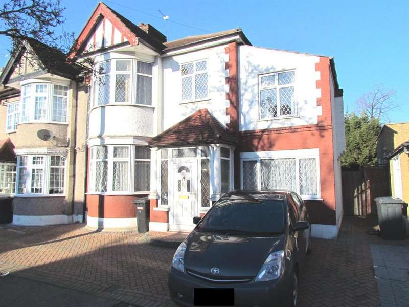 4 Bedrooms End Of Terrace House for sale in Hatley Avenue, Barkingside, Ilford