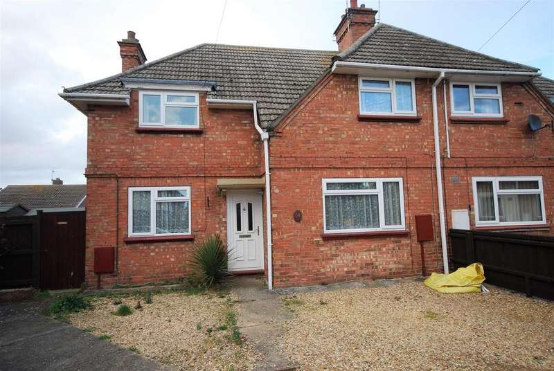 3 Bedrooms Semi Detached House for sale in 14 First Avenue, Spalding