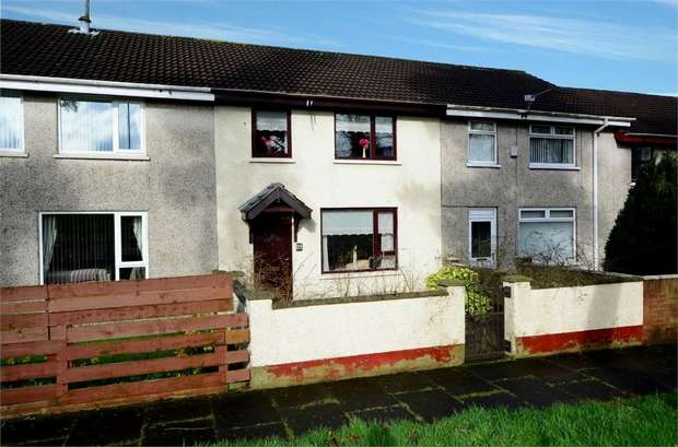 4 Bedrooms Terraced House for sale in Birch Hill Park, Antrim