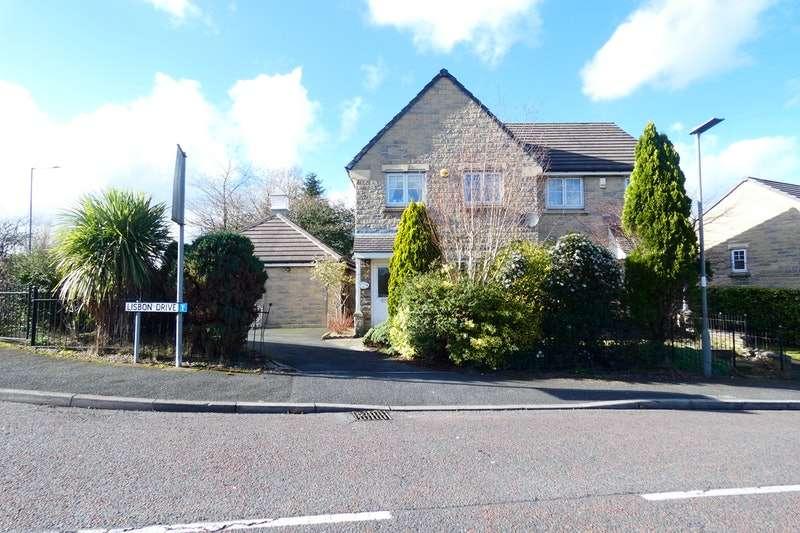 3 Bedrooms Semi Detached House for sale in Lisbon Drive, Burnley, Lancashire, BB11