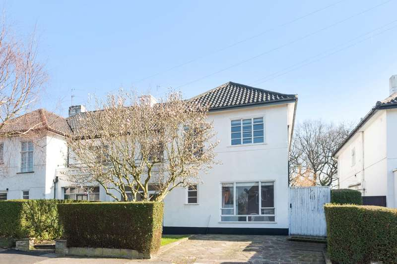 5 Bedrooms House for sale in Ossulton Way, Hampstead Garden Suburb
