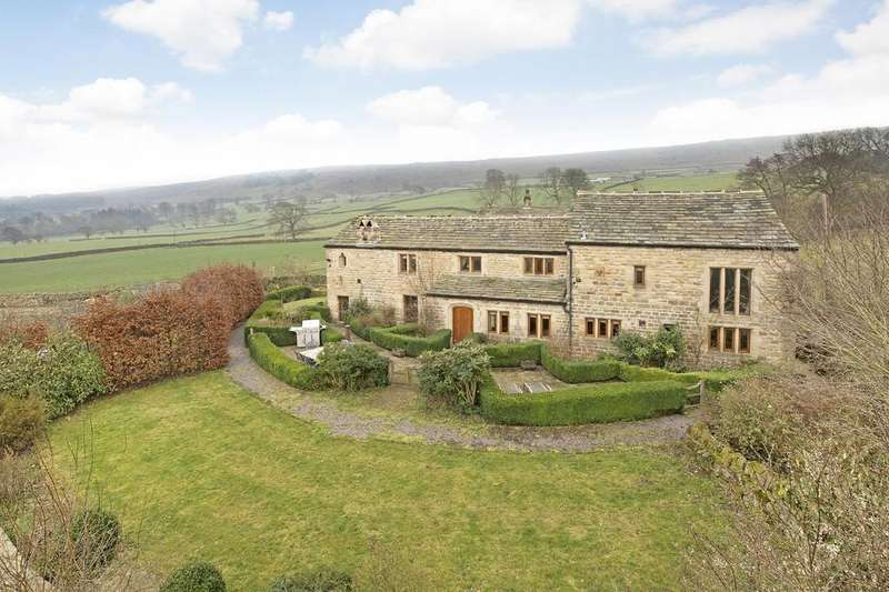 5 Bedrooms Barn Conversion Character Property for sale in Cocking Lane, Addingham