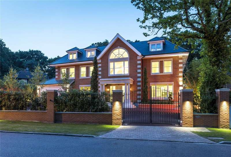 7 Bedrooms Detached House for sale in Coombe Park, Kingston upon Thames, Surrey, KT2