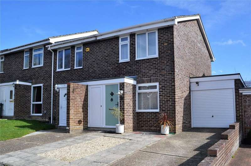 2 Bedrooms End Of Terrace House for sale in Sharnwood Drive, Calcot, Reading, Berkshire, RG31