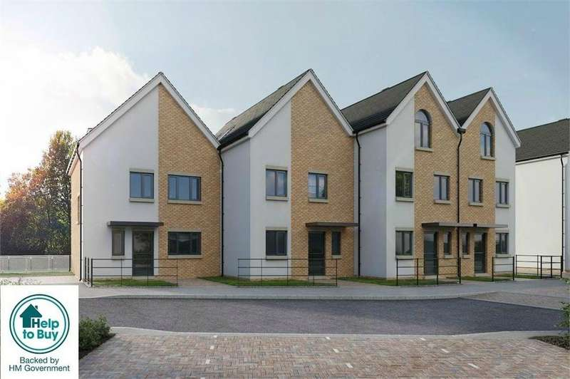 4 Bedrooms Town House for sale in Brooklynne, The Embankment, Leach Lane, Mexborough, Rotherham, South Yorkshire