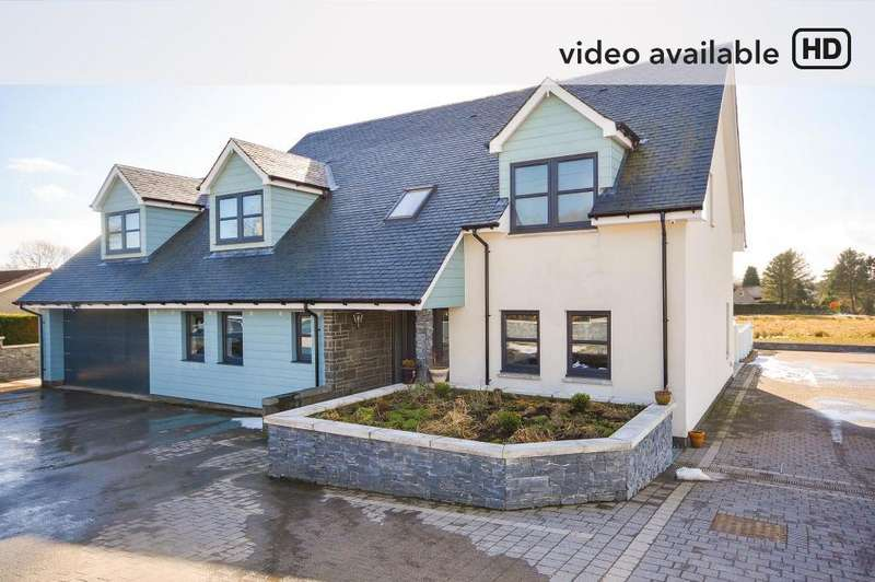 5 Bedrooms Detached House for sale in Meadow View, Fossoway, Kinross, Fife, KY13 0UP