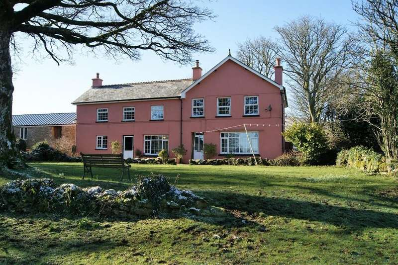 4 Bedrooms Farm House Character Property for sale in South Zeal