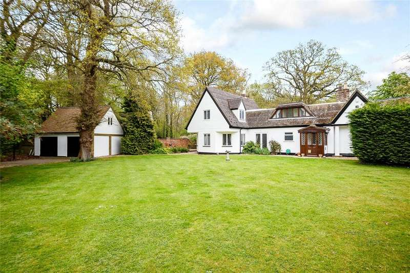 3 Bedrooms Detached House for sale in Stagenhoe Park, St. Pauls Walden, Hitchin, Hertfordshire