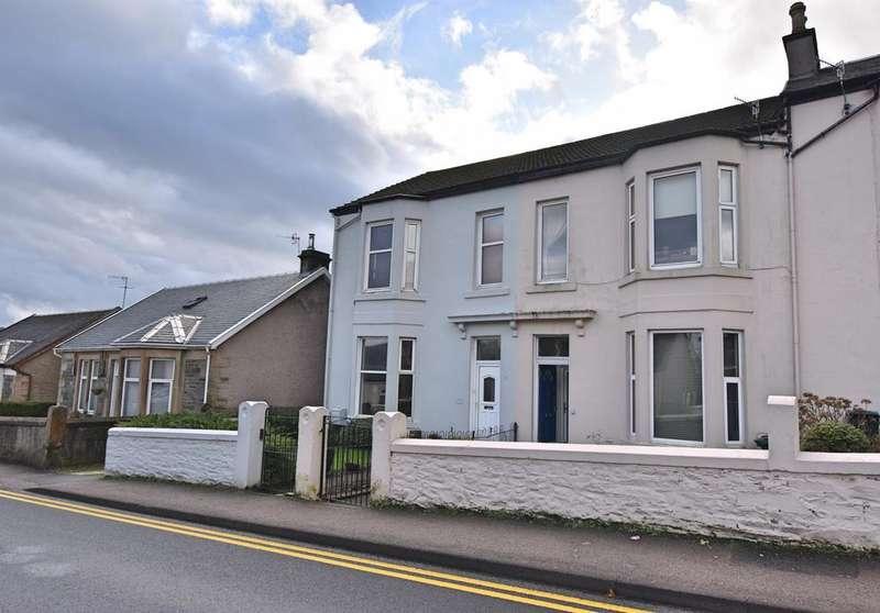 3 Bedrooms Terraced House for sale in QUEENS TERRACE, QUEEN STREET, DUNOON PA23