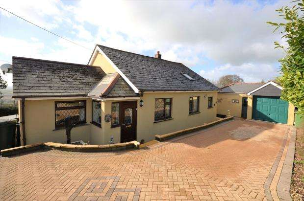 4 Bedrooms Detached House for sale in St Anns Chapel, Gunnislake, Cornwall