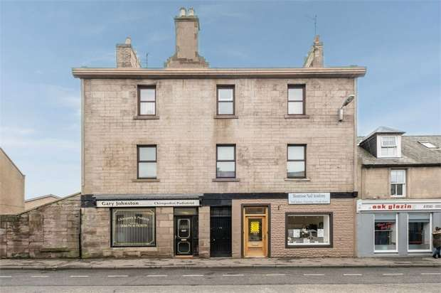 3 Bedrooms Flat for sale in 11 Murray Street, Montrose, Angus