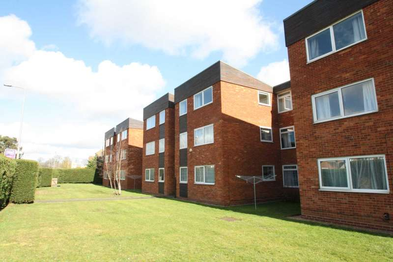 2 Bedrooms Flat for sale in Shinfield Road, Reading