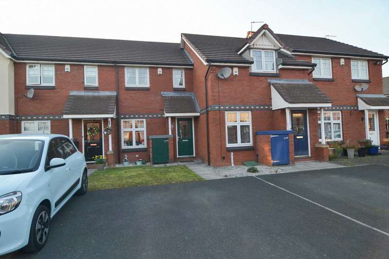 2 Bedrooms Town House for sale in Brotherton Way, Newton Le Willows