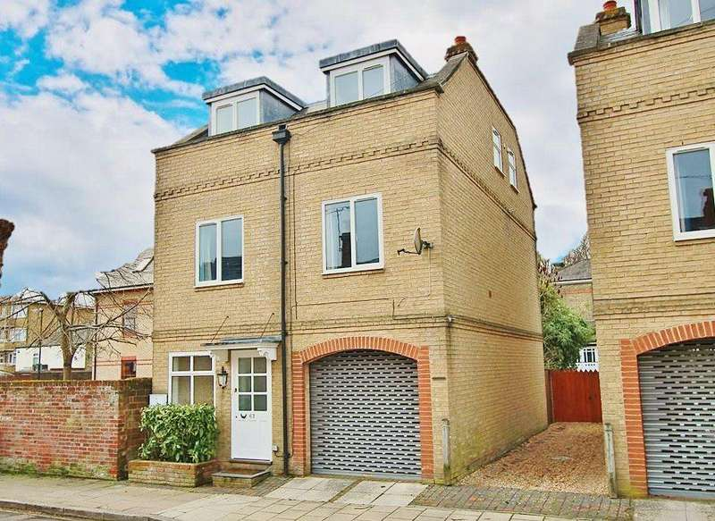 5 Bedrooms Detached House for sale in Inner Avenue, Southampton