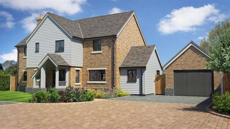 4 Bedrooms Detached House for sale in Plot 2, Ashworth Court, Much Wenlock