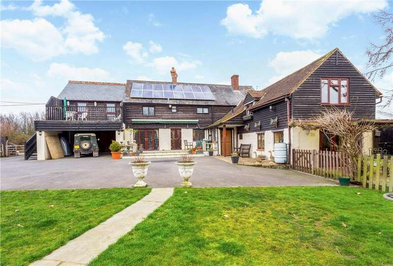 6 Bedrooms Detached House for sale in The Causeway, Hazelbury Bryan, Sturminster Newton, DT10