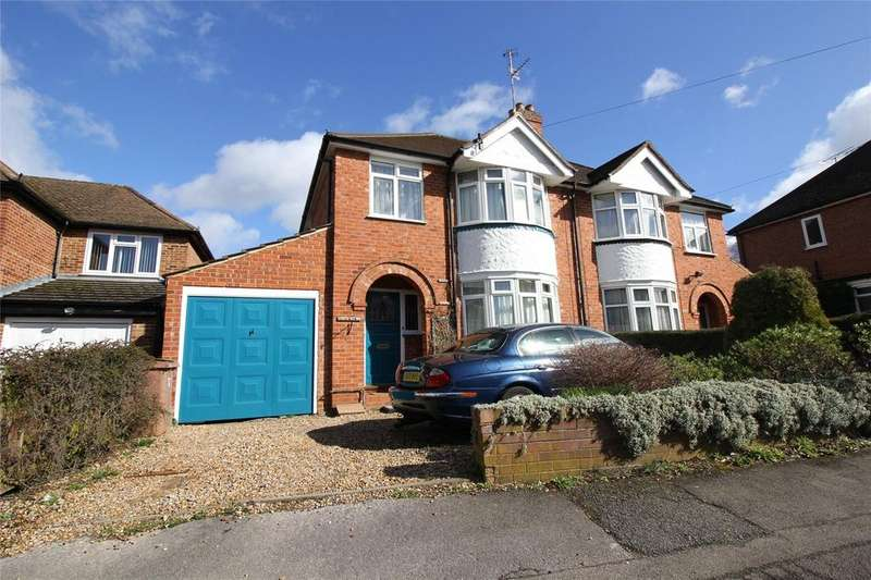 3 Bedrooms Semi Detached House for sale in Eastcourt Avenue, Earley, Reading, Berkshire, RG6