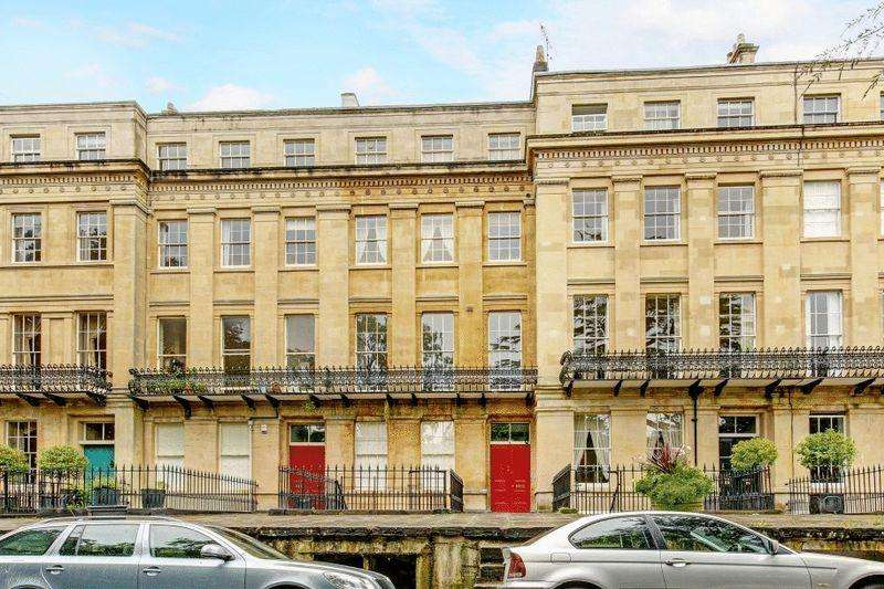 2 Bedrooms Apartment Flat for sale in Worcester Terrace, Clifton