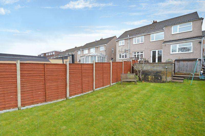 3 Bedrooms Semi Detached House for sale in Crantock Avenue, Bristol