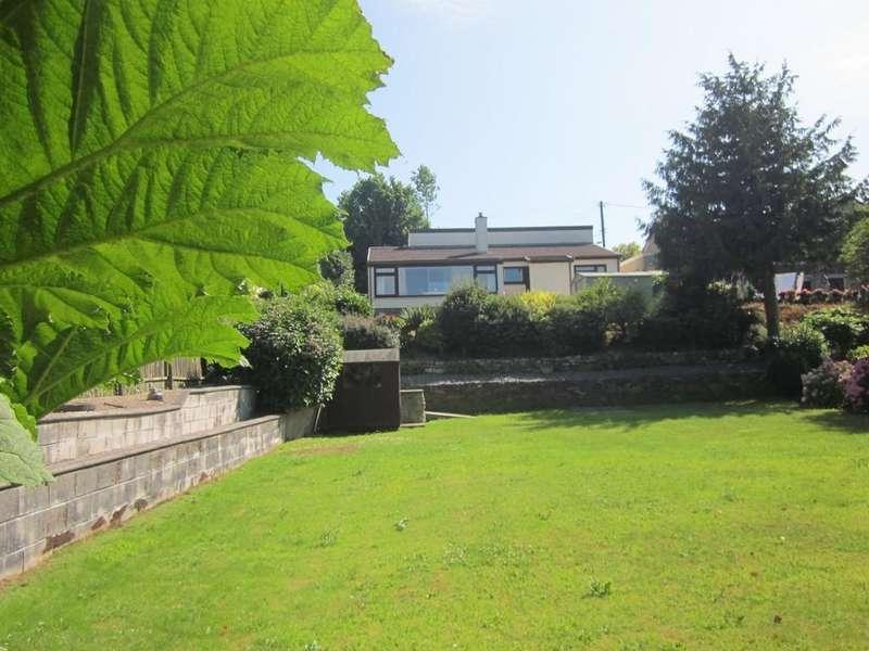 3 Bedrooms Detached Bungalow for sale in Canonstown, Hayle