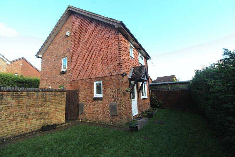 3 Bedrooms Detached House for sale in Ellicks Close, Bradley Stoke