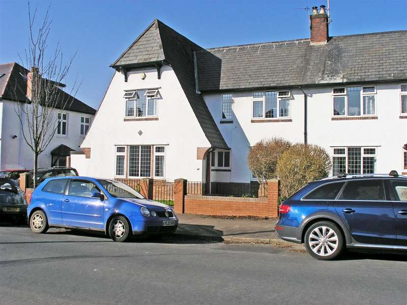 5 Bedrooms Semi Detached House for sale in St Michaels Road, Llandaff