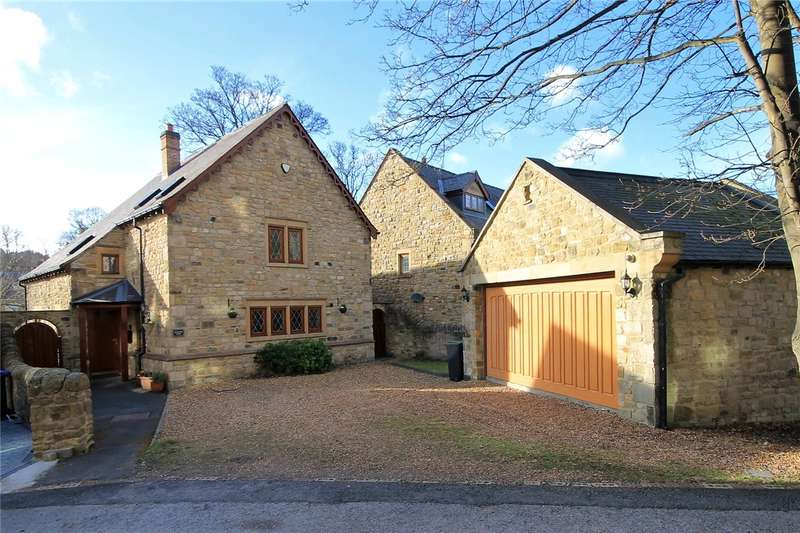 4 Bedrooms Detached House for sale in Swordsmiths Lane, Shotley Bridge, Consett, DH8