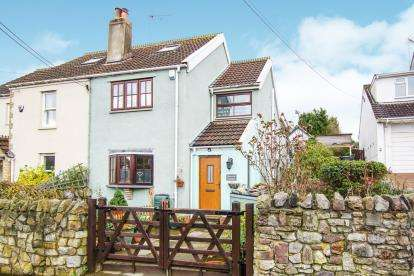 3 Bedrooms Semi Detached House for sale in Church Road, Easter Compton, Bristol