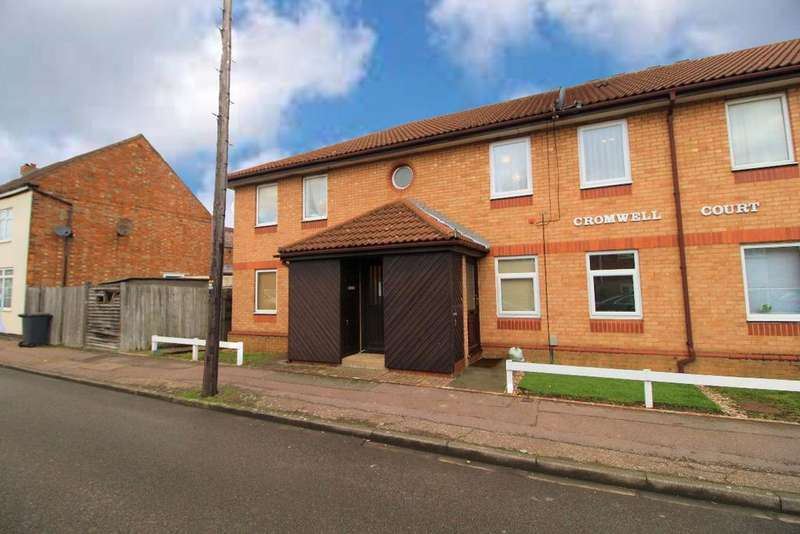 2 Bedrooms Apartment Flat for sale in Cromwell Court, Farrer Street, Kempston, MK42