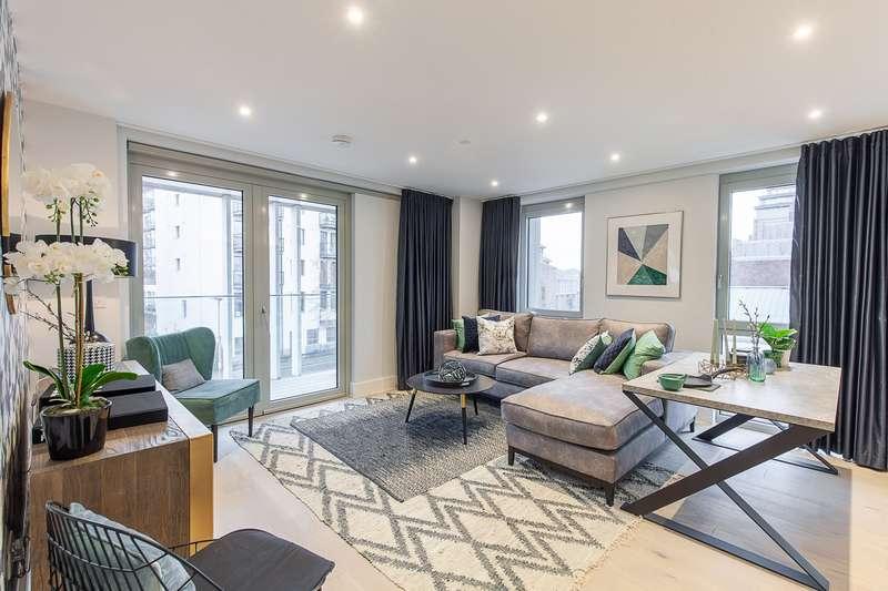 2 Bedrooms Flat for sale in Verto Building, Reading, RG1