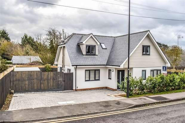 3 Bedrooms Detached House for sale in Wendens Ambo, Saffron Walden, Essex