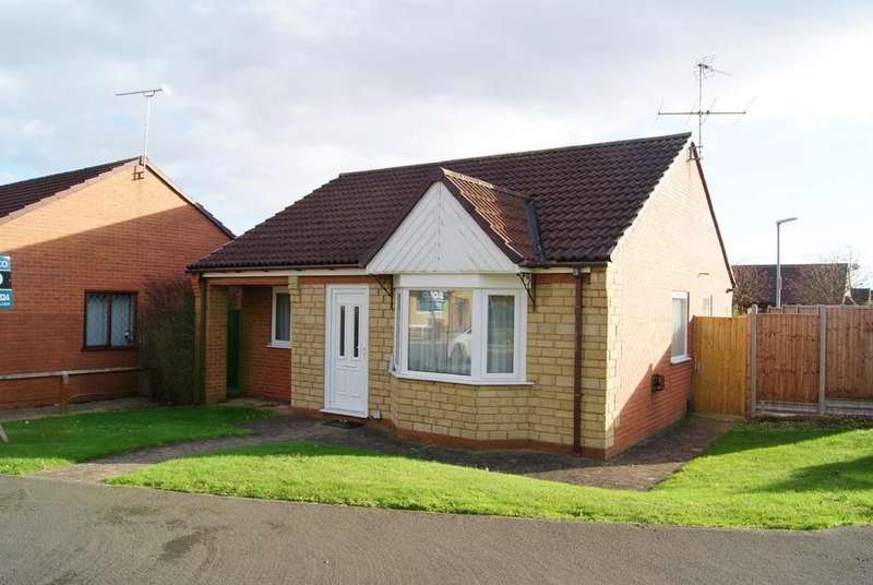 2 Bedrooms Detached Bungalow for sale in Elsham Crescent, Lincoln