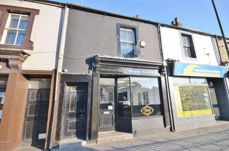 Property for sale in Washington Street, Workington